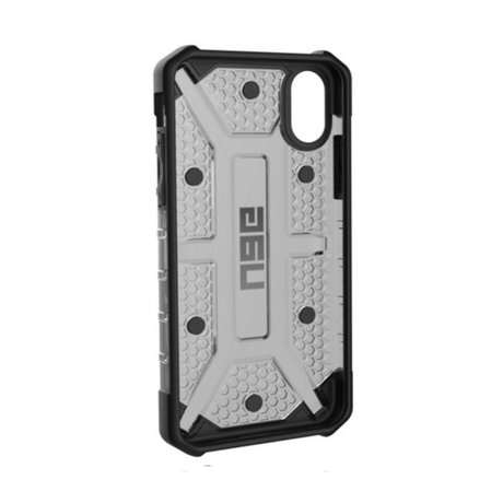 UAG Hard Case iPhone X/Xs Plasma Ash Black