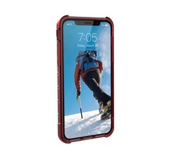 UAG UAG Hard Case iPhone X/Xs Plyo Crimson Red
