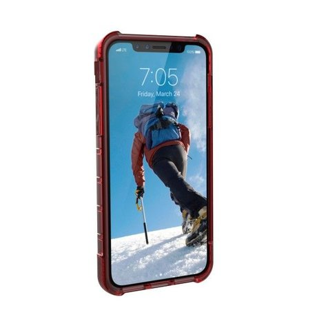 UAG Hard Case iPhone X/Xs Plyo Crimson Red