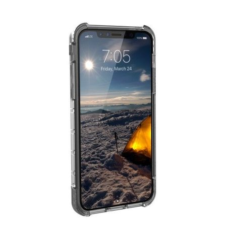 UAG Hard Case iPhone X/Xs Plyo Ice Clear