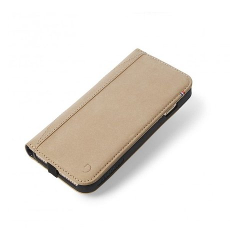 Decoded iPhone 5/5s/5se Wallet case Sahara