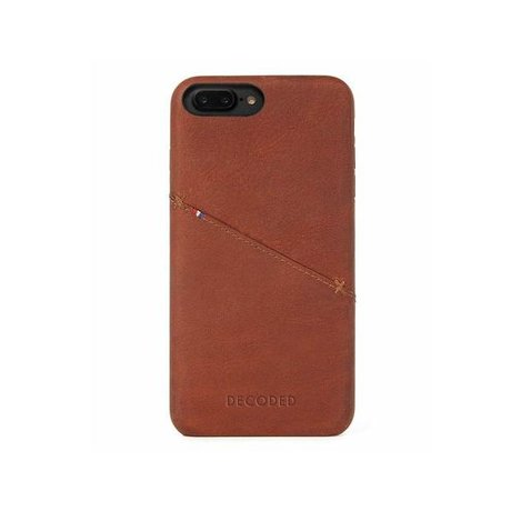 Decoded iPhone 7+/8+ Back cover case Cinnamon