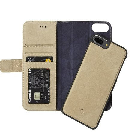 Decoded iPhone 7+/8+ 2-in-1 Wallet Case Sahara