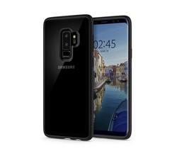 Spigen Spigen Ultra Hybrid Samsung Galaxy S9+ Zwart