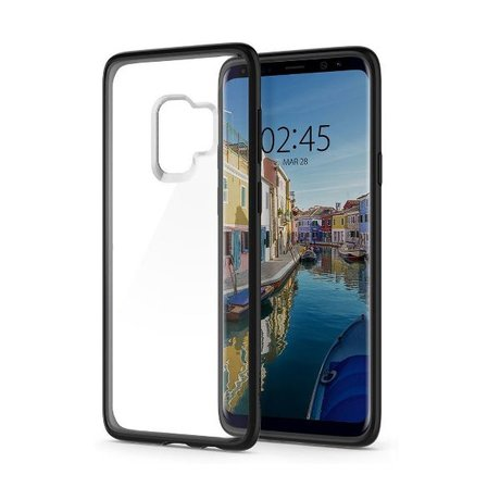Spigen Ultra Hybrid Samsung Galaxy S9+ Zwart