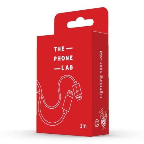 iPhone Lightning kabel (1m)