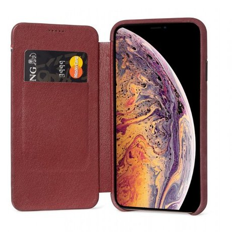 Decoded iPhone Xs Max Leather Slim Wallet Case