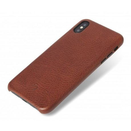 Decoded iPhone Xs Max Leather Back Cover