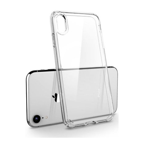 Spigen iPhone Xr Ultra Hybrid Case Transparant
