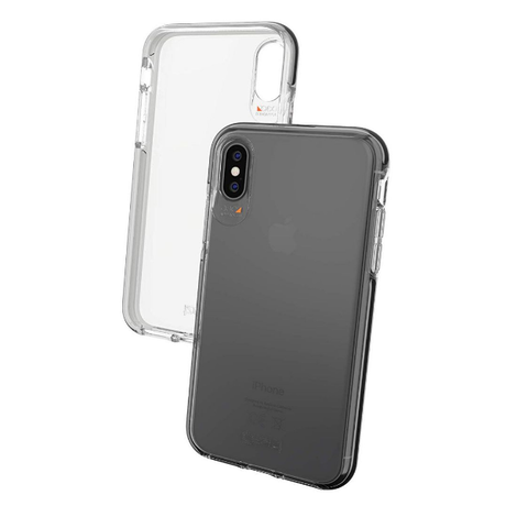 GEAR4 iPhone X/Xs Crystal Palace Case Transparant