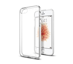Spigen Spigen Liquid Air iPhone 5/5s/SE Transparant