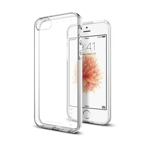Spigen Liquid Air iPhone 5/5s/SE Transparant