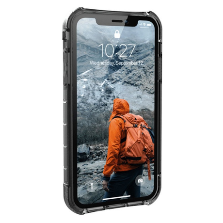 UAG Hard Case iPhone Xr Plyo Ash Clear