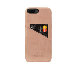 Decoded Decoded iPhone 6/6s/7/8 Back cover Rosé