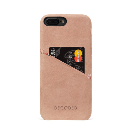 Decoded iPhone 6/6s/7/8 Back cover Rosé