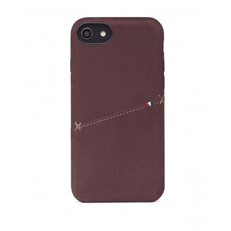 Decoded Leather Snap On iPhone 8/7/6s/6 (4.7 inch)
