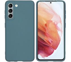 iMoshion iMoshion Color Backcover Samsung Galaxy S21 - Donkergroen