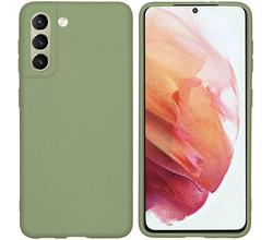 iMoshion iMoshion Color Backcover Samsung Galaxy S21 - Olive Green
