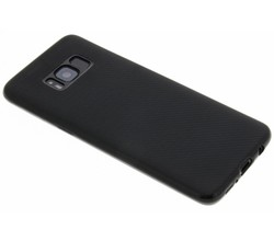 TPL Carbon Softcase Backcover Samsung Galaxy S8 (D)