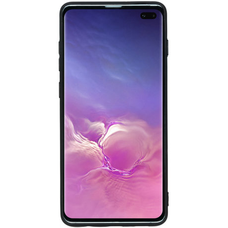Color Backcover Samsung Galaxy S10 Plus (D)