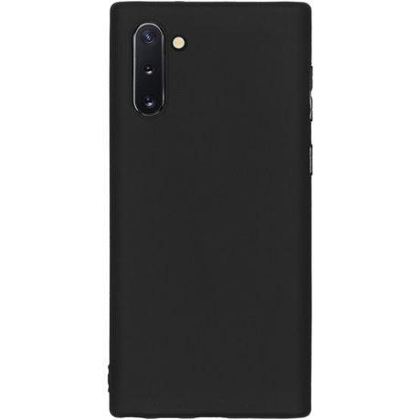 Color Backcover Samsung Galaxy Note 10 - Zwart (D)