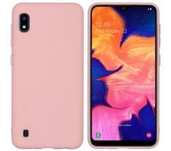 iMoshion iMoshion Color Backcover Samsung Galaxy A10 - Roze (D)