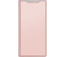 Dux Ducis Dux Ducis Slim Softcase Booktype Galaxy Note 20 Ultra - Rosé Goud (D)