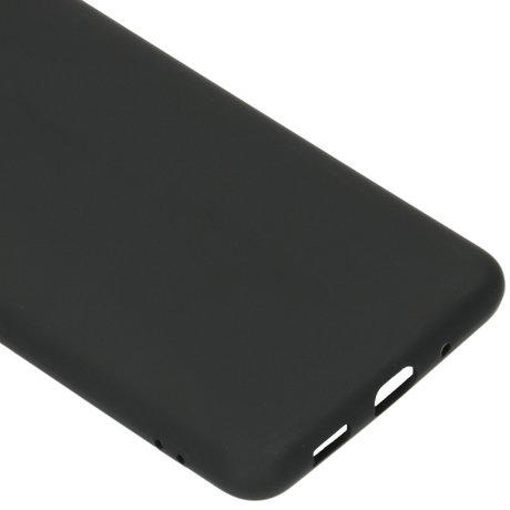 Color Backcover Samsung Galaxy S20 Ultra - Zwart (D)