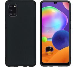iMoshion iMoshion Color Backcover Samsung Galaxy A31 - Zwart (D)