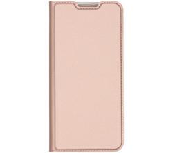 Dux Ducis Dux Ducis Slim Softcase Booktype Samsung Galaxy M30s / M21 - Rosé Goud (D)