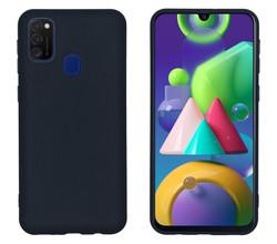 iMoshion iMoshion Color Backcover Samsung Galaxy M30s / M21 - Zwart (D)