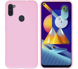 iMoshion iMoshion Color Backcover Samsung Galaxy M11 / A11 - Roze (D)