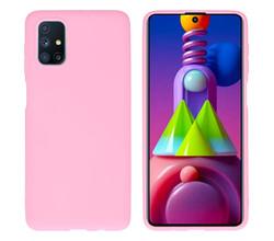 iMoshion iMoshion Color Backcover Samsung Galaxy M51 - Roze (D)