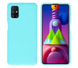 iMoshion iMoshion Color Backcover Samsung Galaxy M51 - Mintgroen (D)