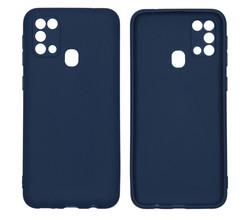 iMoshion iMoshion Color Backcover Samsung Galaxy M31 - Donkerblauw (D)
