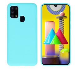 iMoshion iMoshion Color Backcover Samsung Galaxy M31 - Mintgroen (D)