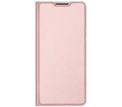 Dux Ducis Dux Ducis Slim Softcase Booktype Samsung Galaxy M31s - Rosé Goud (D)