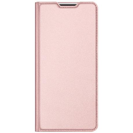 Dux Ducis Slim Softcase Booktype Galaxy M11 / A11 - Rosé Goud (D)