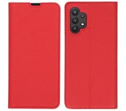 iMoshion iMoshion Slim Folio Book Case Samsung Galaxy A32 (4G) - Rood (D)