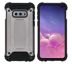 iMoshion iMoshion Rugged Xtreme Backcover Samsung Galaxy S10e - Grijs (D)