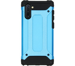 iMoshion iMoshion Rugged Xtreme Backcover Samsung Galaxy Note 10 - Lichtblauw (D)