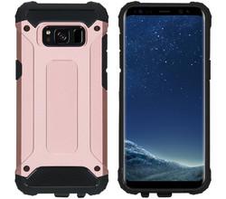 iMoshion iMoshion Rugged Xtreme Backcover Samsung Galaxy S8 - Rosé Goud (D)