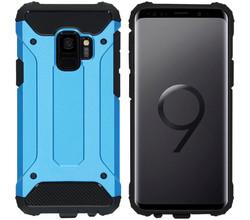 iMoshion iMoshion Rugged Xtreme Backcover Samsung Galaxy S9 - Lichtblauw (D)