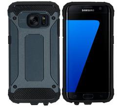 iMoshion iMoshion Rugged Xtreme Backcover Samsung Galaxy S7 - Donkerblauw (D)
