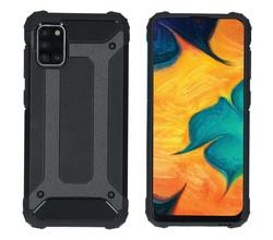 iMoshion iMoshion Rugged Xtreme Backcover Samsung Galaxy A31 - Zwart (D)