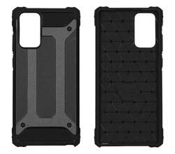 iMoshion iMoshion Rugged Xtreme Backcover Samsung Galaxy Note 20 - Zwart (D)