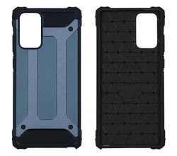 iMoshion iMoshion Rugged Xtreme Backcover Samsung Galaxy Note 20 - Donkerblauw (D)