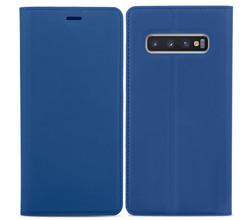 iMoshion iMoshion Slim Folio Book Case Samsung Galaxy S10 - Donkerblauw (D)