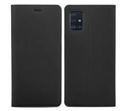 iMoshion iMoshion Slim Folio Book Case Samsung Galaxy M31s - Zwart (D)