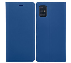 iMoshion iMoshion Slim Folio Book Case Samsung Galaxy M31s - Donkerblauw (D)